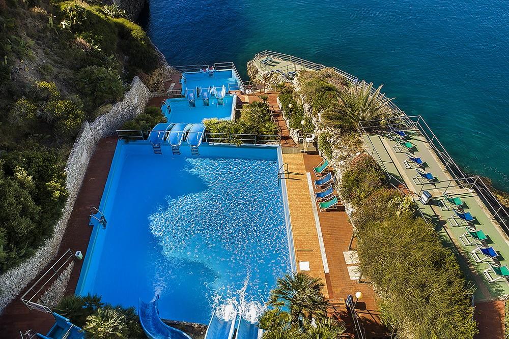 Citta del Mare Resort Village Terrasini Sicilia piscina