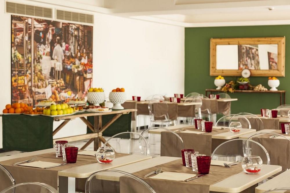 Citta del Mare Resort Village Terrasini Sicilia ristorazione 2