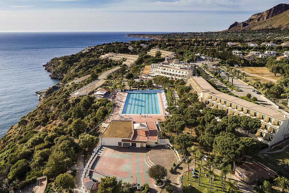 Citta del Mare Resort Village Terrasini Sicilia struttura 12