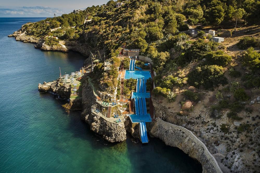 Citta del Mare Resort Village Terrasini Sicilia struttura