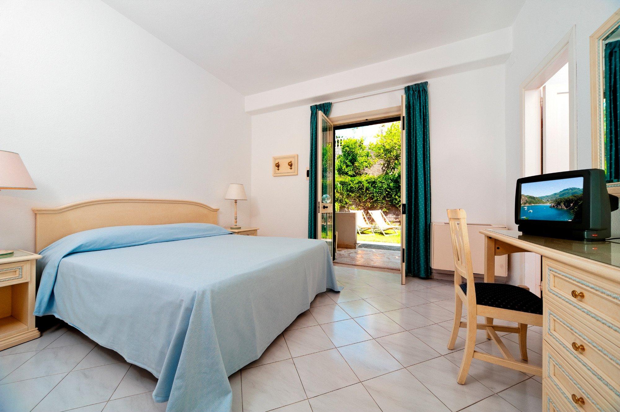 Hotel Parco Delle Agavi Forio camere 3