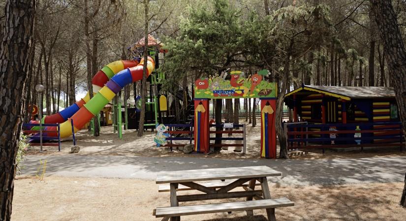 Minerva Club Resort area giochi