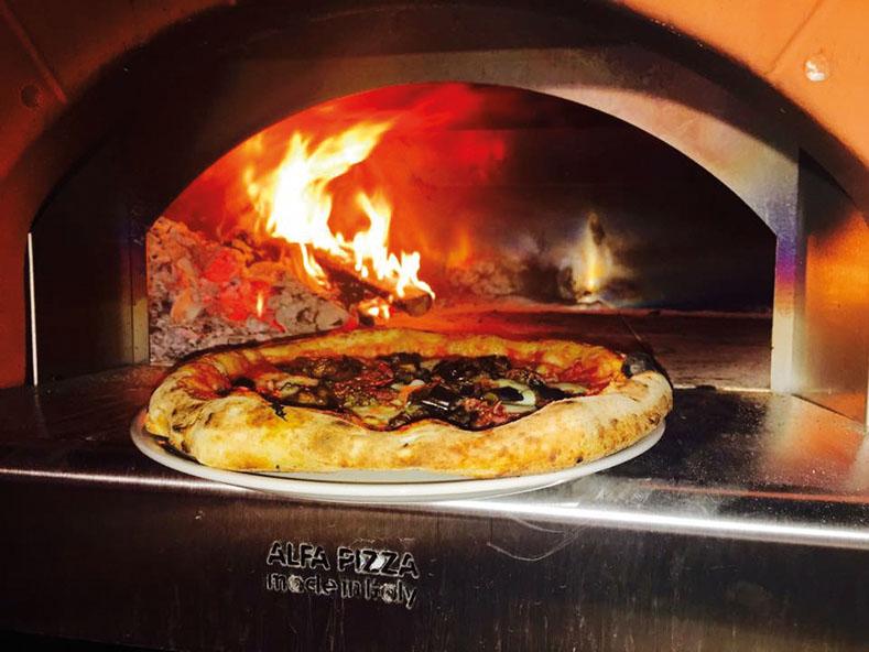 Parco delle Agavi pizza