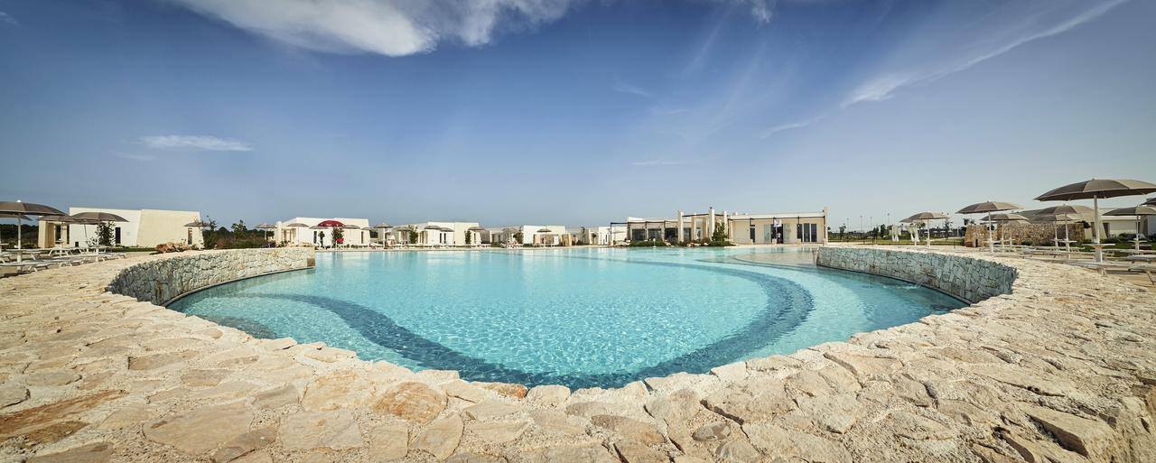 Relais Masseria Le Cesine Vernole piscina