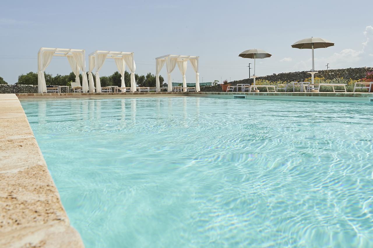 Relais Masseria Le Cesine Vernole piscina 1