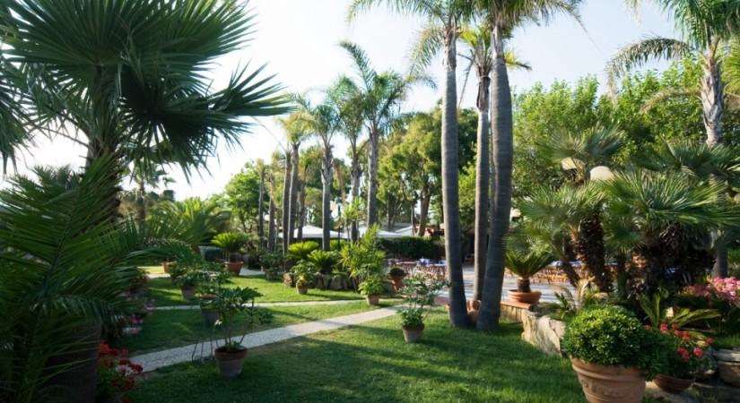 Cilento Resort Velia giardino