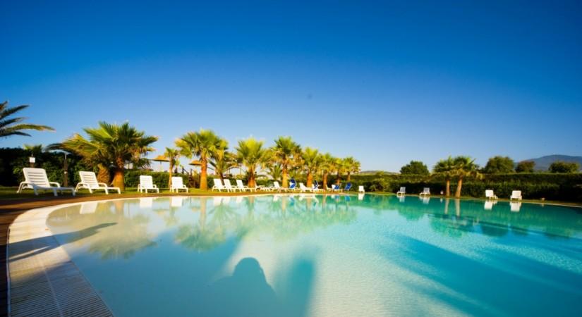Cilento Resort Velia piscina