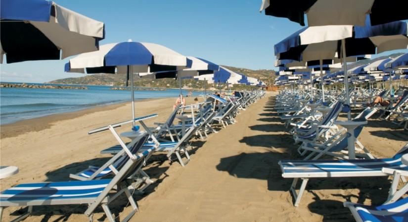 Cilento Resort Velia spiaggia